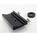 Dual saddle for Orion Sirius EQ-G or Sky-Watcher EQ5 Mount