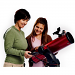 Family with Celestron SkyProdigy 130 Computerized Telescope