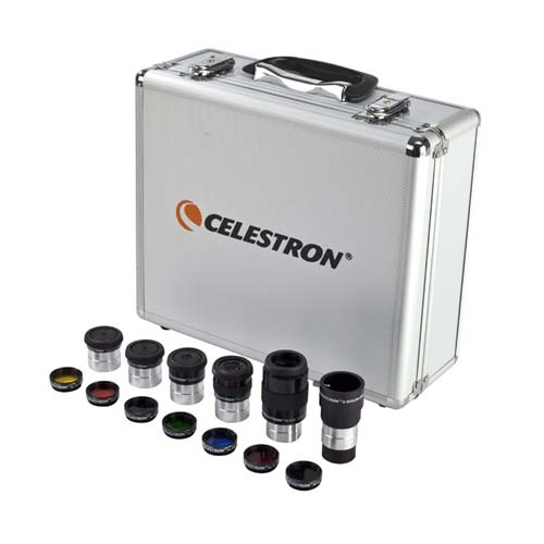 Celestron Eyepiece and Filter Kit 1.25 in